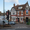 Jan 7th 2018. The red lion, Shooters hill