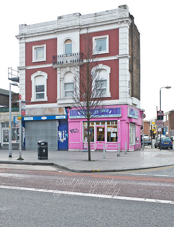 Feb' 15th 2014..  20 Plumstead road, corner of Parry Place