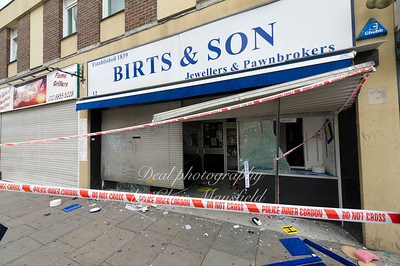 Aug' 9th 2011.. Birts Jewellers in Thomas street