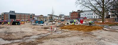 General Gordon square renovation