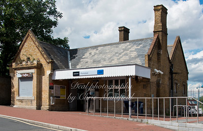 Aug' 9th 2013 .. Plumstead station