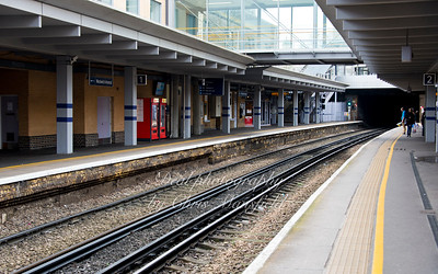 April 3rd 2015. Woolwich arsenal station
