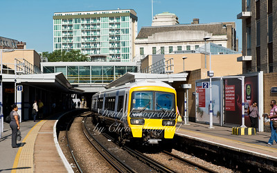 Aug' 14th 2013.. Woolwich arsenal station