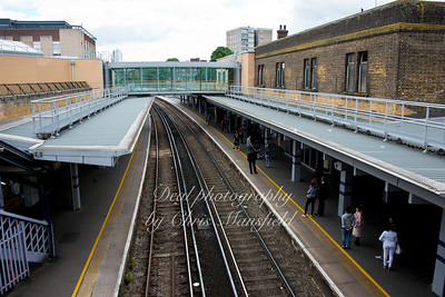 June 15th 2013 .. Woolwich arsenal station