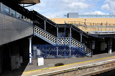 Aug' 24th 2008 .. Woolwich Arsenal station