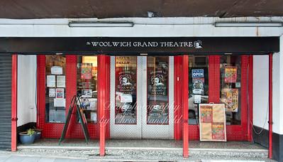 Sept' 16th 2013.. Grand Theatre, Wellington street