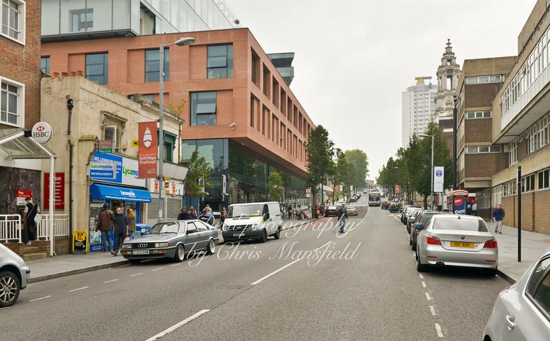 Sept' 17th 2014.  Wellington street
