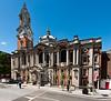 June 10th 2014. Town hall Wellington street