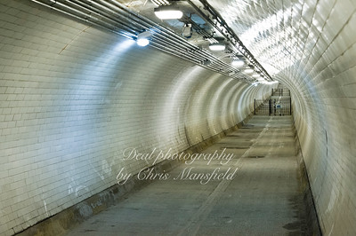 April 30th 2012... Foot tunnel