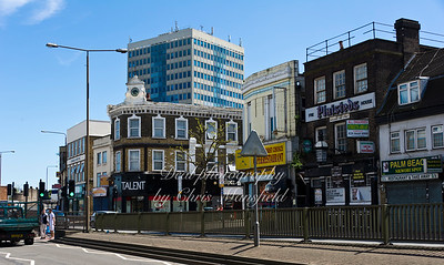 April 30th 2012.. Woolwich high street