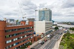 July 29th 2017.   View from the roof of Premier inn