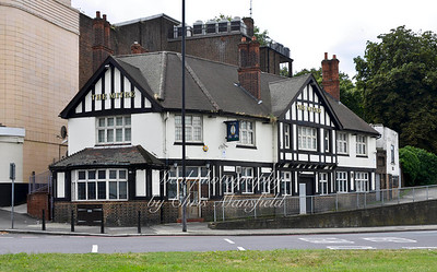 August 15th 2014  The Mitre pub ( closed down ) Woolwich high street