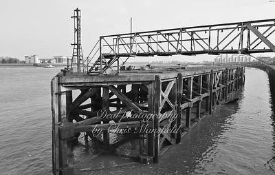 March 10th 2014.. Old coal Jetty