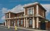 March 8th 2015 North Woolwich Train station