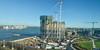 Nov' 28th 2016.  Berkeley homes riverside apartments under construction