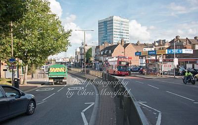 Oct'  24th 2013  Woolwich high street