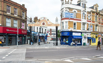 June 8th 2016.  Woolwich new road
