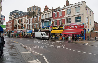 Jan' 11th 2018.  Woolwich New road .