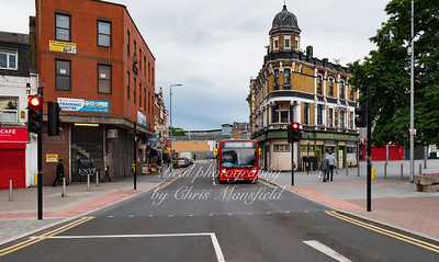 June 9th 2018 .  Woolwich new road