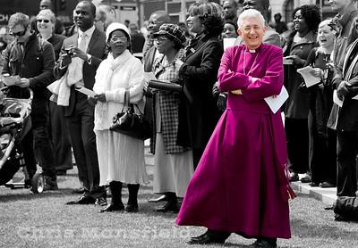 June 9th 2012 .. Bishop of Woolwich