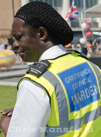 May 26th 2012... Council warden