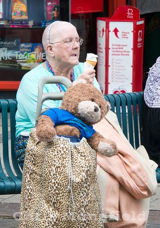 July 15th 2012 .. Woolwich Lady