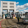 March 22nd 2014.. Woolwich ferry south terminal