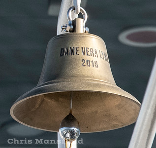 Feb' 3rd 2019. Ships Bell