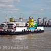March 27th 2015. Woolwich ferry John Burns