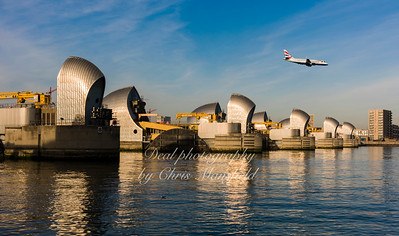 Dec 27th 2016,  Thames Barrier