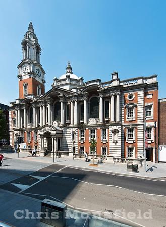 May 28th 2013 .. Town Hall