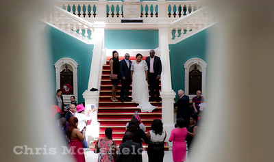 April 26th 2014.. Wedding at the town hall