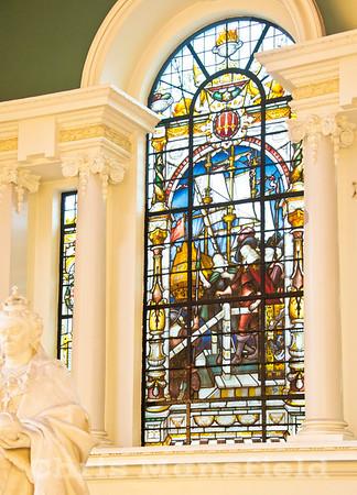 Oct' 16th 2013 Town Hall windows