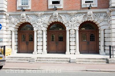 May 28th 2012 . Town Hall