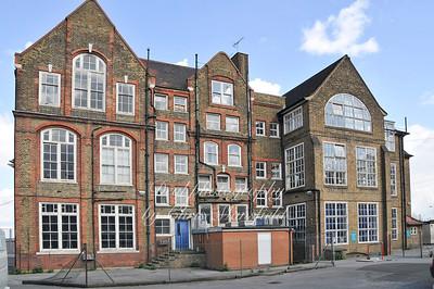 27th March 2008.  Union street / Polytechnic school