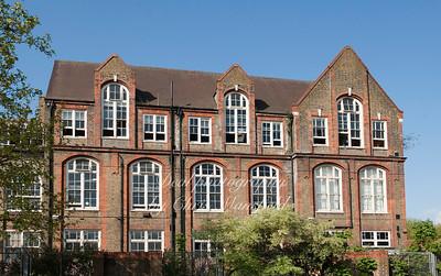May 2010.  Union street / Polytechnic school