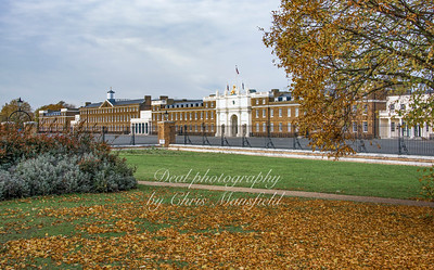 Nov' 8th 2016 . Woolwich Barracks