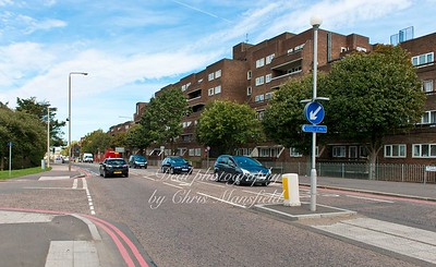 Sept 23rd 2015. Woolwich common estate