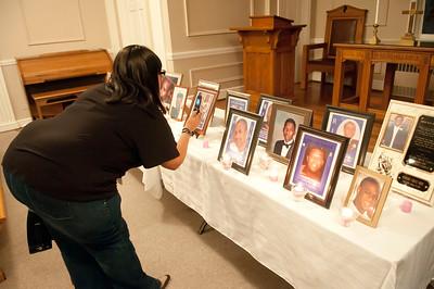 Annual Mother of Murdered Offspring Memorial Dinner 11-15-11 040