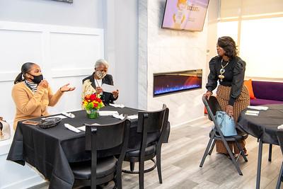 Family Dinner Honoring The Life Of Judy Howard Williams @ Mr Charles Next Door 11-21-2020 by Jon Strayhorn