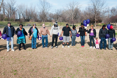 M O M-O Annual Balloon Release @ Frazier Park 1-1-12 040