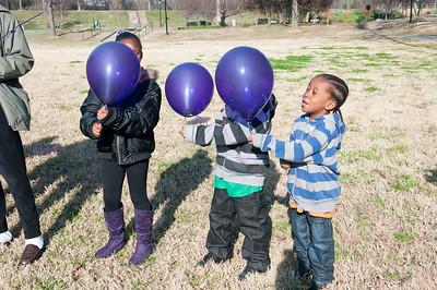 M O M-O Annual Balloon Release @ Frazier Park 1-1-12 030