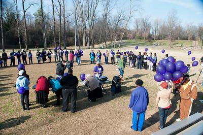 M O M-O Annual Balloon Release @ Frazier Park 1-1-12 029