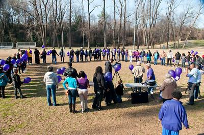 M O M-O Annual Balloon Release @ Frazier Park 1-1-12 042