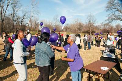 M O M-O Annual Balloon Release @ Frazier Park 1-1-12 055
