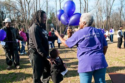 M O M-O Annual Balloon Release @ Frazier Park 1-1-12 067