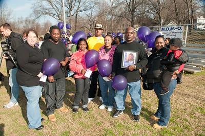 M O M-O Annual Balloon Release @ Frazier Park 1-1-12 027