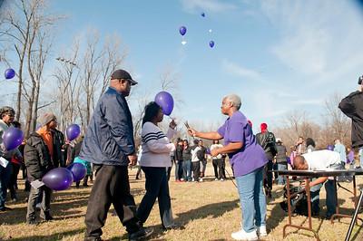 M O M-O Annual Balloon Release @ Frazier Park 1-1-12 064