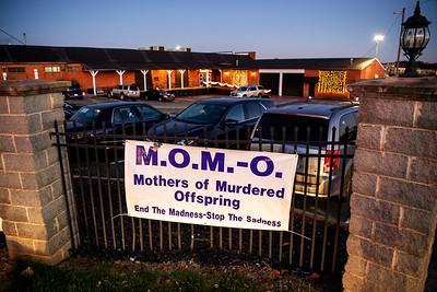 MOM-O Family Holiday Drive Thru Dinner & Facebook Live Memorial Service 11-19-2020 by Jon Strayhorn