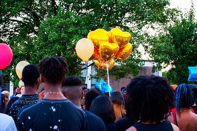 MOMO's Candlelight Memorial for Jamie Bright @ Harding University 7-18-18 by Jon Strayhorn
